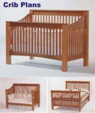 Convertible Crib Plans Baby Convertible Crib Plans Shaker Design When S That Baby