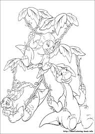 99 ideas land before time characters colouring pages on