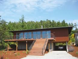 the inside story of an awesome prefab modernist beach house
