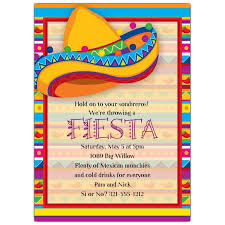 mexican invitation wording paperstyle