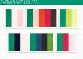 what colors go with green what colours compliment green wedding tips and inspiration