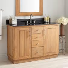 Bathroom Vanity 48 X 18 Narrow Depth Vanities Signature Hardware