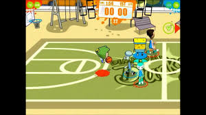 toon week 7 nicktoons basketball youtube