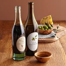 Olive Oil And Vinegar Bottles by Williams Sonoma House Olive Oil U0026 Olivier 25 Year Barrel Aged
