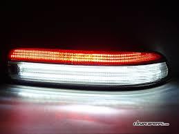 92 lexus sc300 95 96 lexus z3 sc300 sc400 soarer u2014 1 2 red 1 2 clear led tail