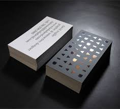 Daniel Ocean Business Card The Beauty Of Printing With Spot Gloss Uv Printingdeals Org