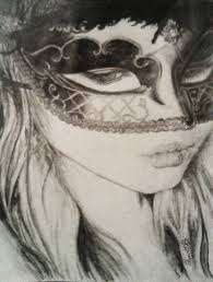 drawing mask shared by mayleesha on we heart it