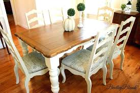 farm tables dining room farmhouse table set makeover with