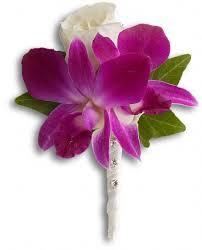 Boutineer Flowers Fresh In Fuchsia Boutonniere Flowers Fresh In Fuchsia Boutonniere