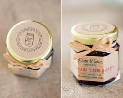 jam wedding favors bridal shower favors jam favors wedding shower favors