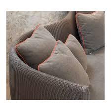 canapé profondeur 80 cm canapé yoko 170 cm avec coussin d assise cat b intérieur 202