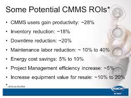 computerized maintenance management solutions cmms ppt video