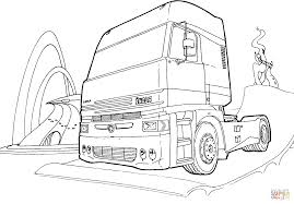 skoda truck coloring page free printable coloring pages