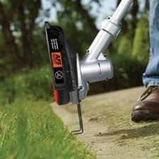 home depot black friday april sale black and decker edger trimmer and blower this incredibly lightweight electric weed eater is easy to use and