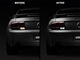 all wheel drive mustang conversion mustang light led conversion kit 05 09 all free shipping