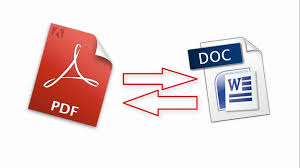Pdf To Word How To Edit A Pdf File Convert A Pdf To Word Softopia