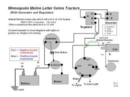 ford 8n 6v wiring diagram ford wiring diagrams instruction