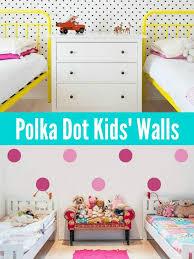Polka Dot Decals For Kids Room Walls Mums Make Lists - Polka dot wall decals for kids rooms
