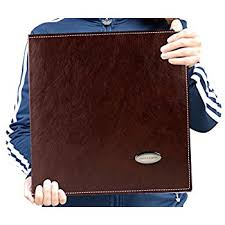 large photo album pioneer high capacity sewn fabric and leatherette