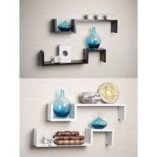 Bookshelves That Hang On The Wall by Accentuations By Manhattan Comfort Zemmur