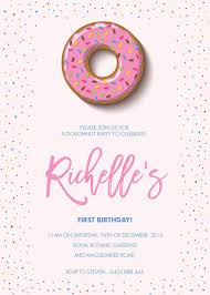 1st birthday invitations u0026 first invitation cards