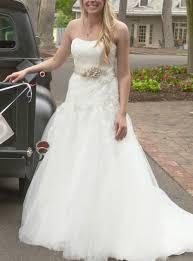 davids bridal david s bridal v3469 wedding dress on sale 64
