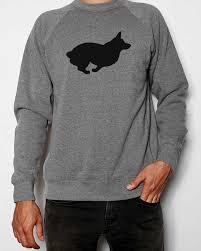 buzzfeed motion pictures corgi sweatshirt u2013 shop buzzfeed