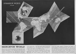 2 critique of fuller u0027s dymaxion map compared to b j s cahill u0027s