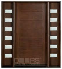 Modern Front Door Designs by Front Door Modern Design 1000 Images About Puertas On Pinterest