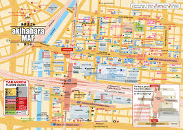 Tokyo Station Floor Plan by Anime In Real Life Akihabara The City Of Anime Myanimelist Net