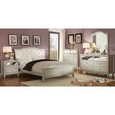 bedroom sets full beds silver bedroom sets for less overstock com