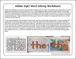 sing u0026 spell vol 5 hidden sight word worksheets heidisongs