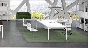 bureau de direction en verre bureau direction en verre blanc ou couleur mobilier de bureau