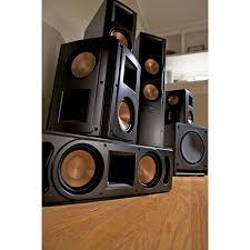 klipsch quintet home theater system standard home cinema system indoor 5 1 rf 62 ii klipsch