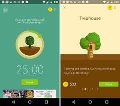 manage your smartphone addiction with forest app of the week