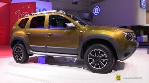 renault duster 4x4 2015 2016 dacia duster urban explorer diesel turnaround 2015