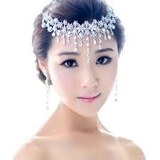 rhinestone headbands aliexpress buy bridal hair jewelry rhinestone