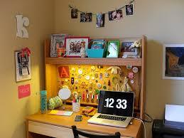Organized Desk Ideas Dorm Room Desk Ideas Desk Ideas