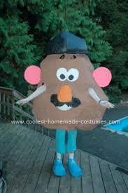 U0026 Potato Head Costume Coolest Potato Head Halloween Costume Crazy Costumes