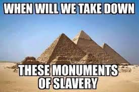 Meme Making Site - confederate flag egyptian pyramids meme beautifully illustrates