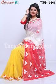 jamdani saree bangladesh tangail moslin jamdani saree buy jamdani saree of bd product on