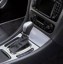 mercedes c30 amg mercedes c30 cdi sports coupe amg gearshift centre console