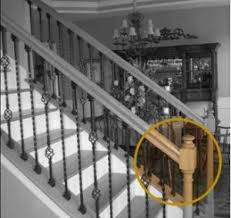 Stairway Banisters And Railings Stair Parts Handrails Stair Railing Balusters Treads U0026 Newels