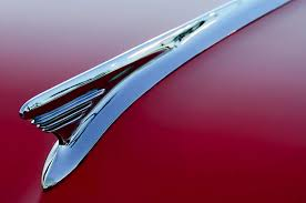 1957 oldsmobile ornament 2 photograph by reger