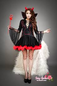 Halloween Costume Devil Woman Sexyqueen Rakuten Global Market Costume Devil Vampire Devil