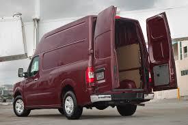 nissan cargo van pricing 2014 nissan nv cargo passenger vans automobile magazine