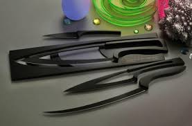nesting kitchen knives the deglon meeting a kitchen knife set with a space saving concept