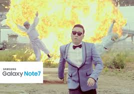 Galaxy Note Meme - new ad for the samsung galaxy note 7 samsung galaxy note 7