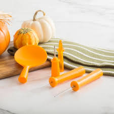 Pumpkin Carving Kits Good Cook Sweet Creations Pumpkin Carving Tool Kit Set Of 5