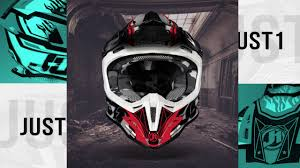 used motocross helmets just1 j12 mx motocross helmets chromeburner com youtube